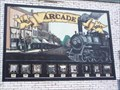 Image for Bicentennial Mural - Arcade, New York