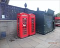 Image for Red Telephone Boxes - Piccadilly, St. James's, London, U.K.