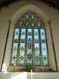 Image for Stained Glass Windows, St Mary - Woolpit, Suffolk