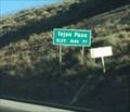Image for Tejon Pass - Fraizer Park, CA
