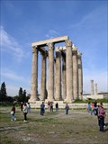 Image for Temple of Olympian Zeus - Athens, Greece
