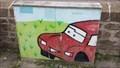 "Image for Stromkasten ""Lightning McQueen"" - Osnabrück, NDS, Germany"
