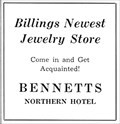 Image for Bennetts Jewelry Store - Billings, Montana