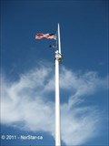 Image for Lexington Battle Green Flag Pole - Lexington, MA