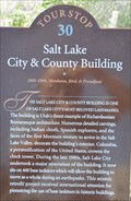 Image for Salt Lake City & County Building