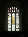 Image for Stained Glass Windows, St Mary Magdalene - Westerfield, Suffolk