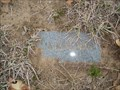 Image for Grave of unknown person - Eakins Cemetery- Justin Texas