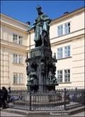 Image for Statue of Charles IV. near the Charles Bridge / Pomník Karla IV. u Karlova mostu (Prague)