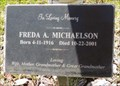 Image for Fredia A. Michaelson - Missoula, Montana
