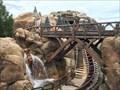 Image for Seven Dwarfs Mine Train Waterfall - Lake Buena Vista, FL