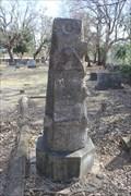Image for Clarence E. Manning -- Hamilton Cemetery, Hamilton TX
