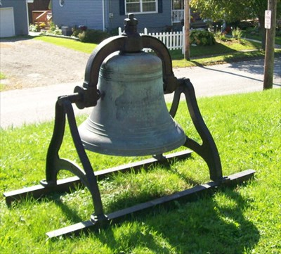 Old Union City Fire Company Bell