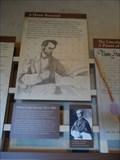 Image for Lincoln Decides Ownership of the San Juan Capistrano Mission  -  San Juan Capistrano, CA