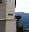 Image for Saltina Flood Mark - Brig, VS, Switzerland