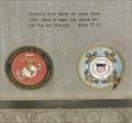 Image for King James Version Bible - John 15:13 - Dickson County Veterans Memorial ~ Charlotte, TN