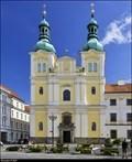 Image for Church of the Assumption of the Virgin Mary / Kostel Nanebevzetí Panny Marie - Hradec Králové (East Bohemia)
