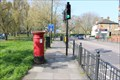 Image for Victorian Post Box - Stations Road, Wood Green, London, UK