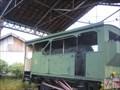 Image for Compania Paulista covered steam engine