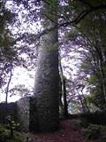 Image for Holmbush Mine chimney, East Cornwall, UK