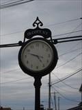 Image for Olcott, N.Y. Clock - Olcott Beach, NY