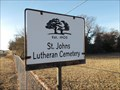Image for St. Johns Lutheran Cemetery - McLoud, OK