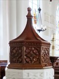 Image for Baptismal Font Cover - Christ Church Cathedral - Nassau, Bahamas
