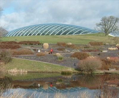 National Botanic Garden of Wales.