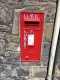 Image for Victorian Wall Post Box - Royal Mile, Edinburgh, Lothian, UK