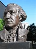 Image for George Washington Bust - Peoria, Illinois