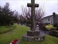 Image for Shaugh Prior Church War Memorial Cross, near Plymouth.