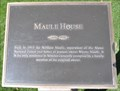 Image for Maule House