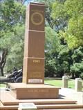 Image for Tobruk Memorial -  Kings Park, Perth,  Western Australia