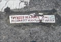 Image for Toynbee Tiles - 5th and South Street, Philadelphia