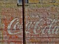 Image for Coca Cola Ghost Sign - Gonzales, TX
