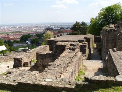 Roman Odeon of Lugdunum (Lyon)