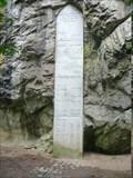 Image for Historische Hochwassermarken, Limburg a.d. Lahn, Germany