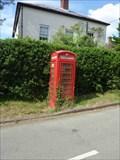 Image for Red Telephone Box, Quatt, Shropshire, England