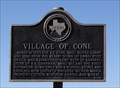 Image for Village of Cone