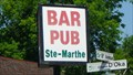 Image for Pub Ste-Marthe - Sainte-Marthe, Qc, Canada