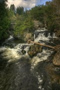 Image for Four Falls, New Brunswick