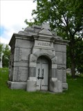 Image for Judson Mausoleum - Mount Mora Cemetery - St. Joseph, Mo.