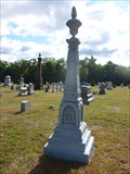 Image for Kellogg - West Suffield Cemetery - West Suffield, CT