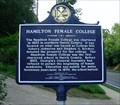 Image for Hamilton Female College-HCC-Harris Co