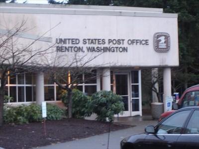 renton wa 98058 main post office u s post offices on. Black Bedroom Furniture Sets. Home Design Ideas