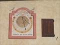 Image for Zarbula 1847 Sundial: St Chaffreys, Le Villard Laté,