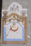 Image for Zarbula Sundial 1860 Maljasset, Ubaye, Alpes de Haute Provence, France
