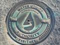 Image for Manhole Cover - Cam De Valle Rd. - Albuquerque, New Mexico