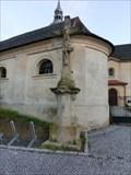 Image for Churchyard cross - Dolní Cermná, Czech Republic