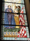 Image for Abraham Lincoln Window - Cathedral of the Immaculate Conception, Springfield, IL