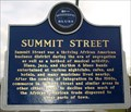 Image for Summit Street - Mississippi Blues Trail - McComb, MS